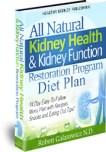 All Natural Kidney Health & Kidney Function Restoration Program Coupon