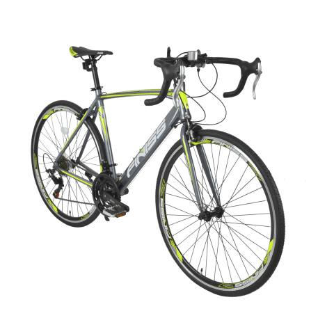 "Road Bike Aluminum 700"" 28c 21 Speed Green"