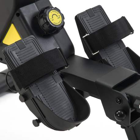 """Magnetic Rowing Machine with LCD Monitor, 46\\\\\\\\\\\\\\\\\\\\\\\\\\\\\\\"""" Slide Rail, Compact Folding Rower"""