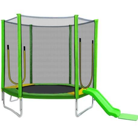 10FT Inflatable Gymnastics Tumbling Mat With Electircal Pump