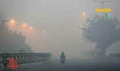 Effects of air pollution on health in Pune city