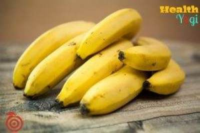 Why not eat bananas at night before bed?