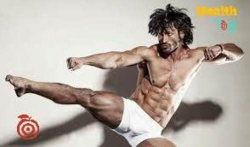 Vidyut Jamwal workout routine and diet plan   Gym