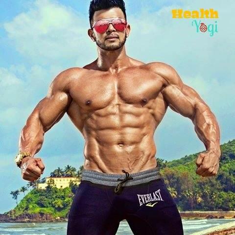 sahil khan gym workout fitness