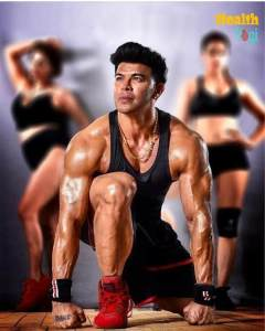 sahil khan fitness workout gym
