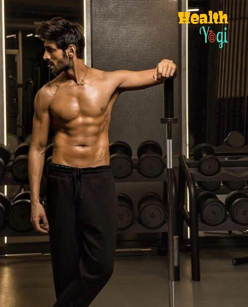 Kartik Aaryan Workout Routine and Diet Plan | Fitness Regime