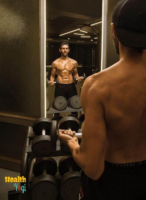 Kartik Aaryan Workout Routine and Diet Plan   Fitness RegimeKartik Aaryan Workout Routine and Diet Plan   Fitness Regime