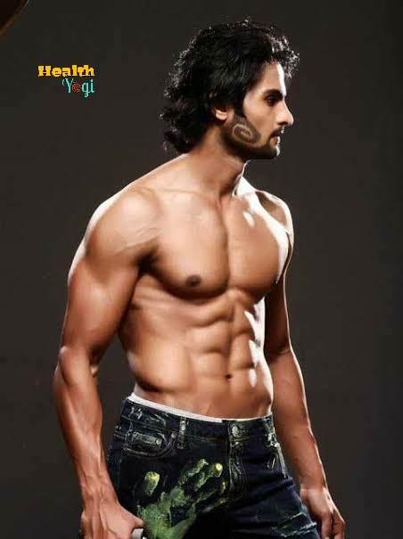Sudheer Babu fitness regime HD Photo