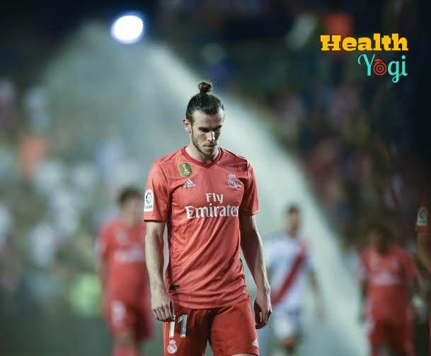 Gareth Bale Fitness