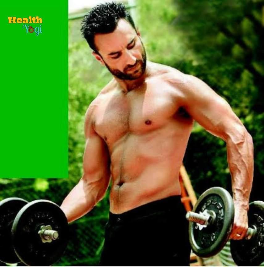 Saif Ali Khan Workout Routine