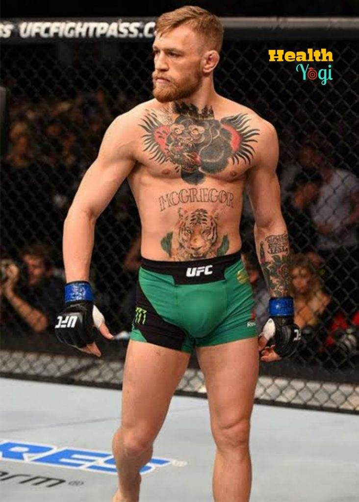 Conor McGregor body HD Photo