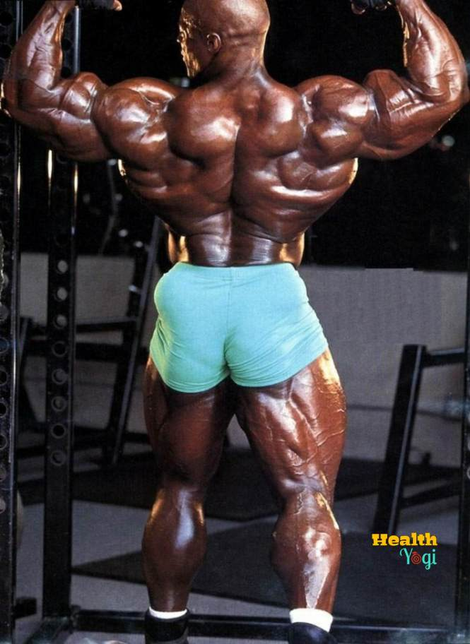 Ronnie Coleman Back body HD Photo