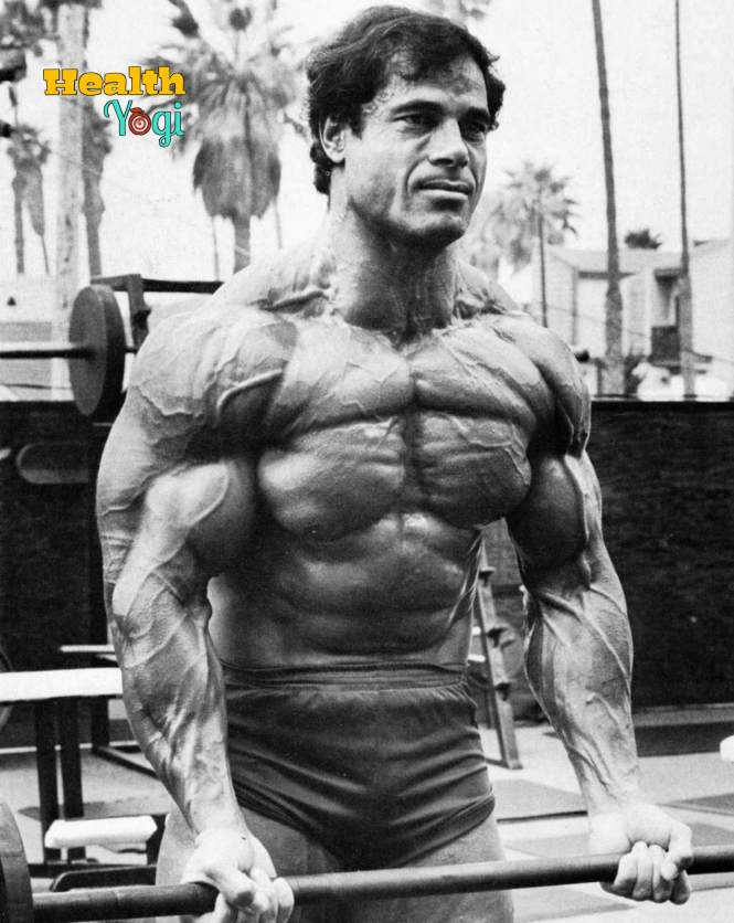 Franco Columbu bodybuilding HD photos