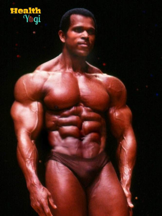Serge Nubret fitness HD Photo
