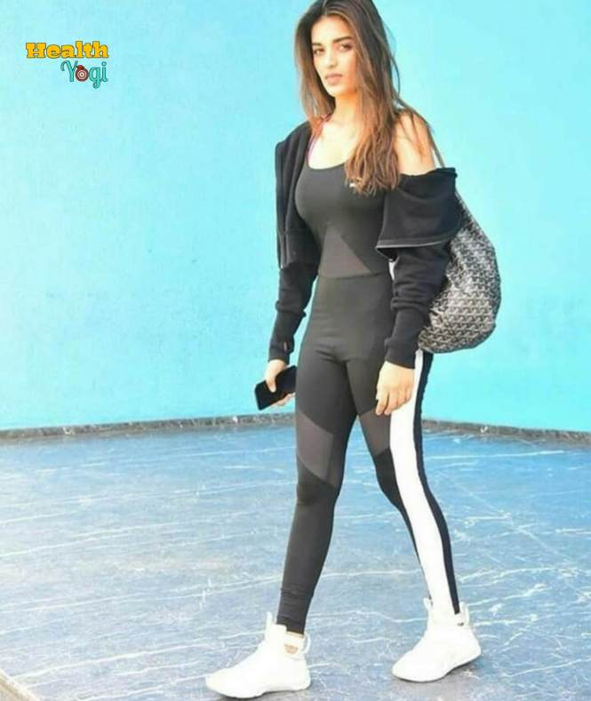 NIdhi Agarwal going to Gym HD Photo