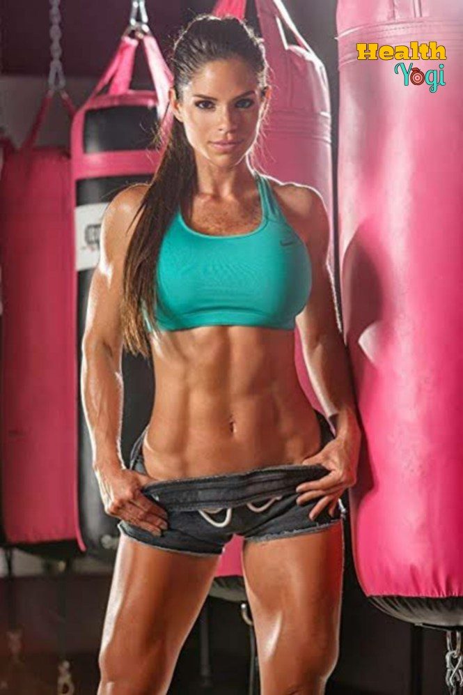 Michelle Lewin ABS Workout