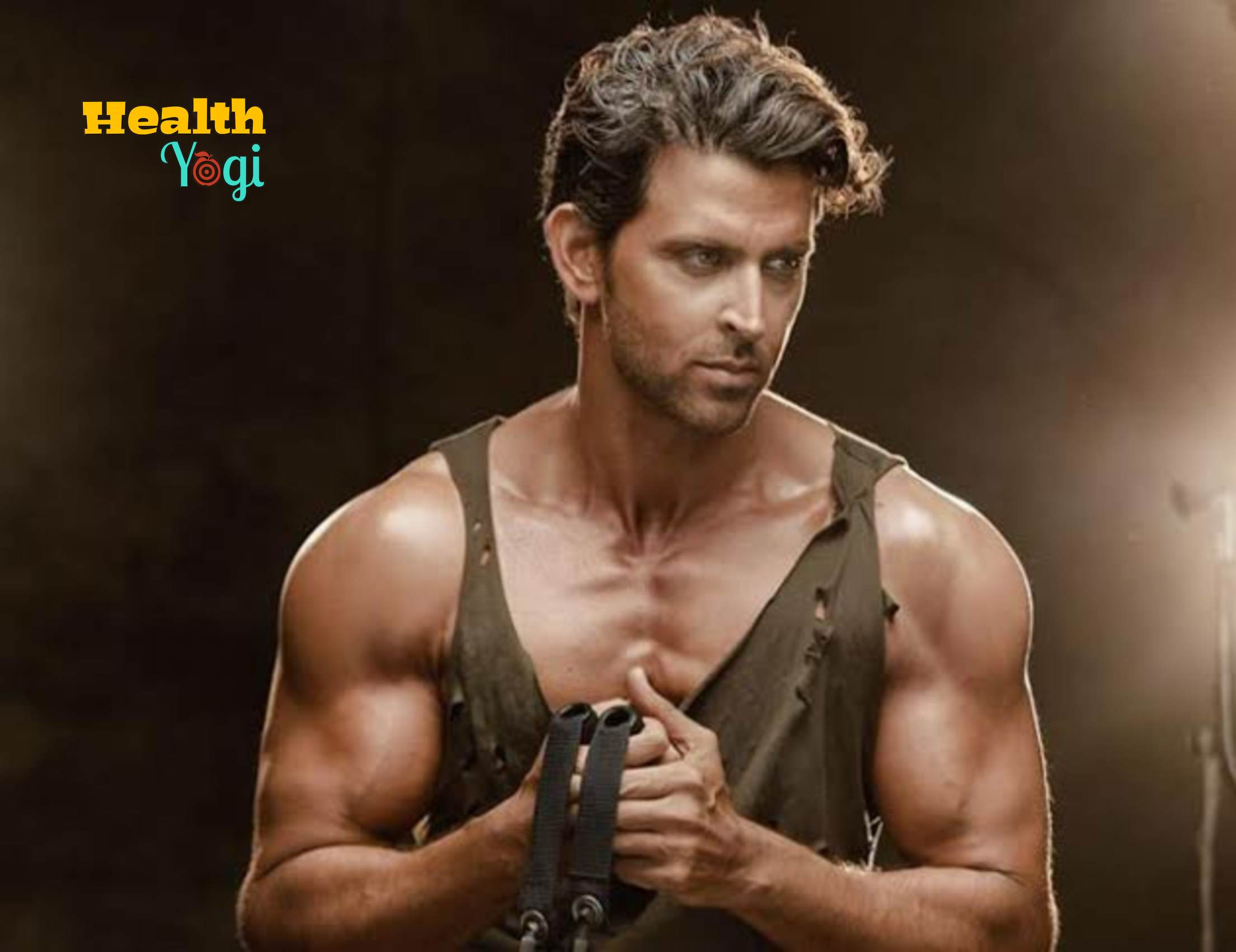 Hrithik Roshan Workout Routine and Diet Plan