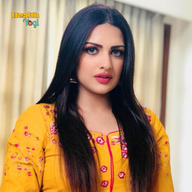 Himanshi Khurana Beauty Secret And Diet Plan
