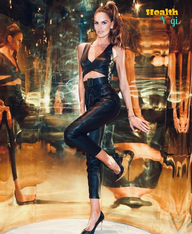 Izabel Goulart diet plan