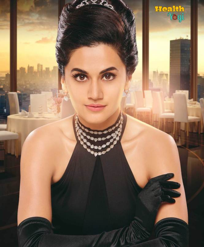 Taapsee Pannu Beauty Secrets
