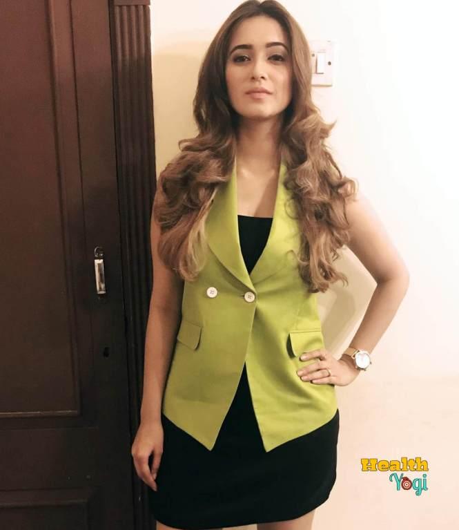 Shivani Surve Diet plan