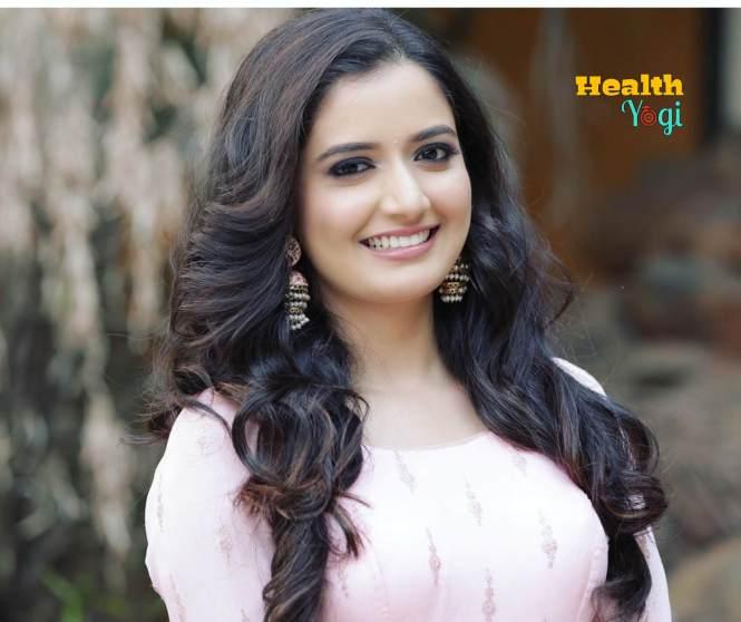 Ashika Ranganath Beauty Secrets