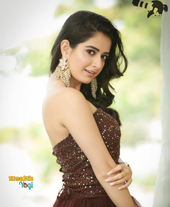 Ashika Ranganath fitness HD Photo