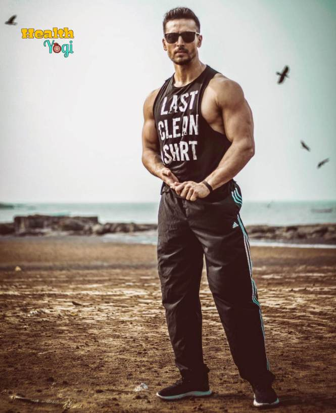 Tiger Shroff Fit HD Photo