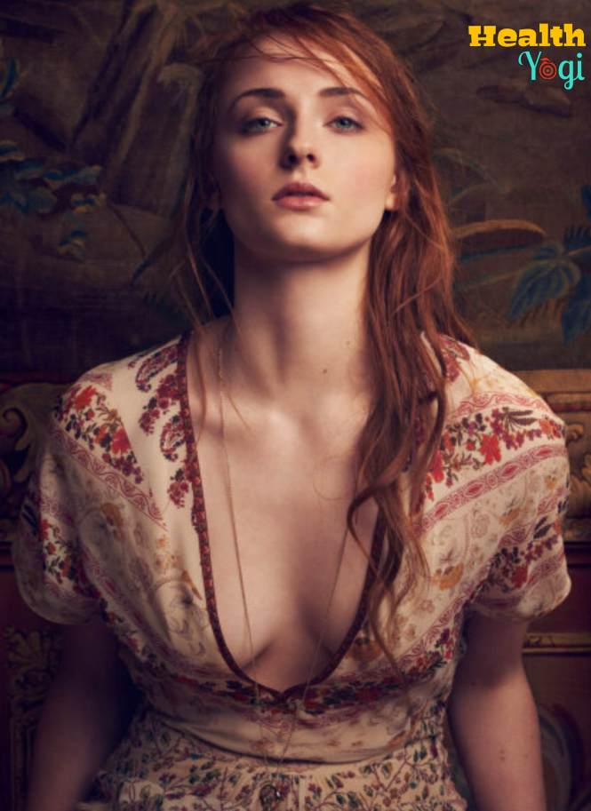 Sophie Turner Hot HD Instagram Photo