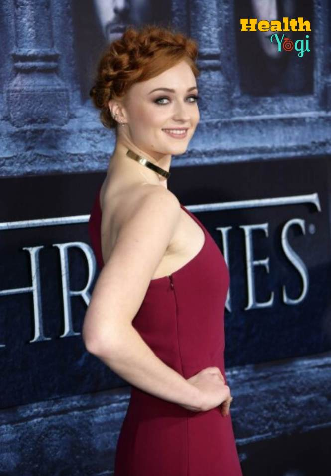 Sophie Turner Beauty Secrets HD Photo