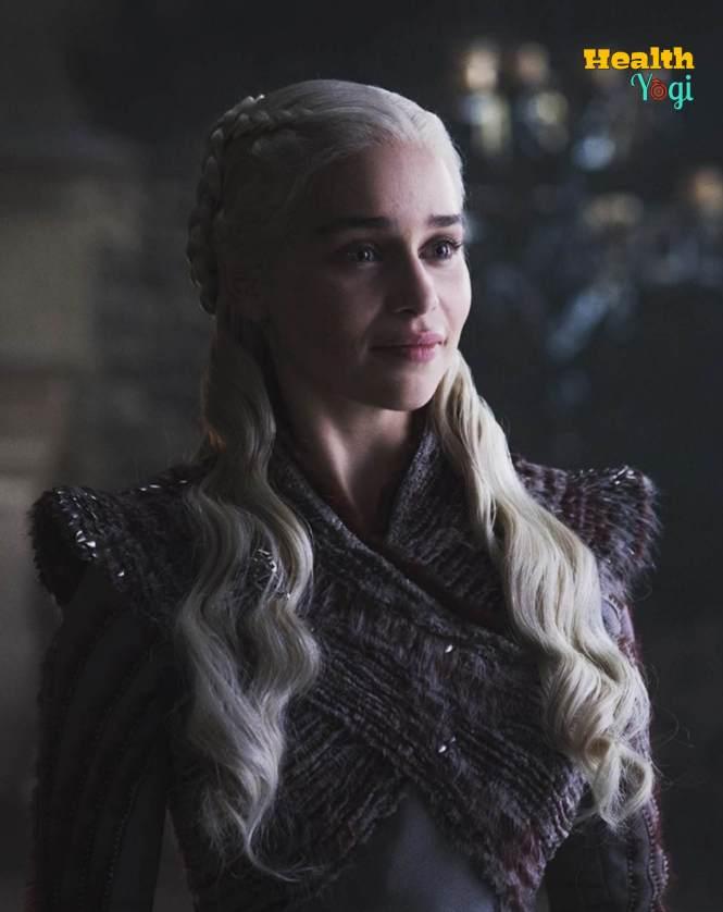Emilia Clarke Instagram from Game of thrones