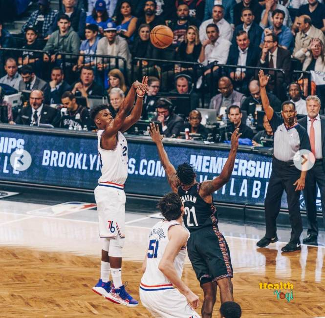 Jimmy Butler game Image