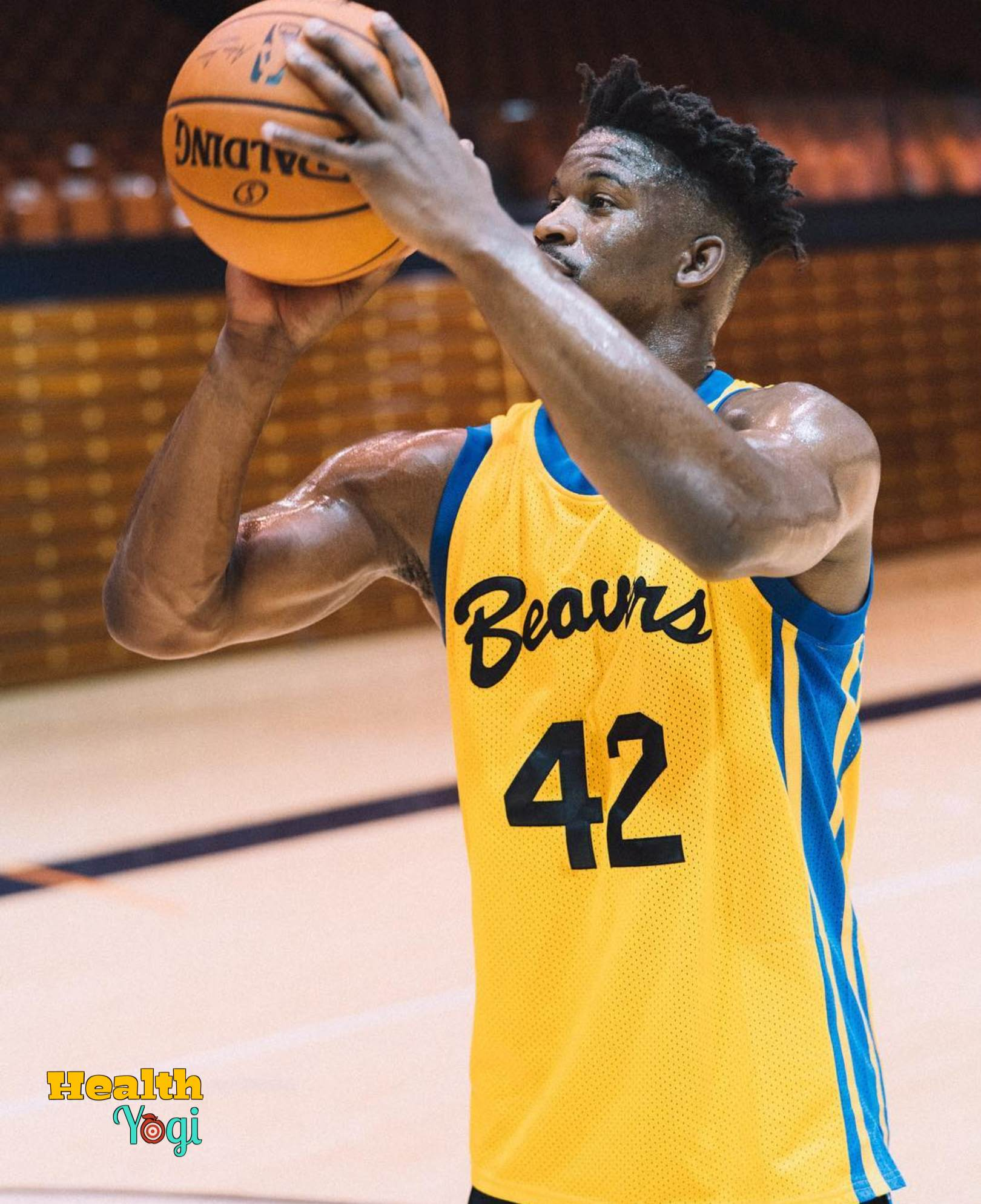 Jimmy Butler Diet Plan and Workout Routine