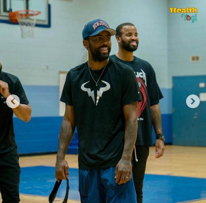 Kyrie Irving Diet Plan And Workout Routine | Age | Height ...