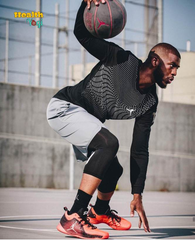 Chris Paul Training