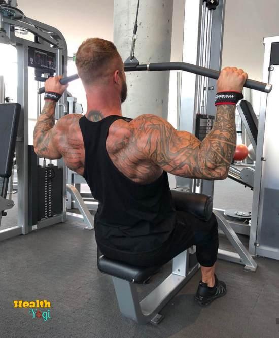 Zac Smith Exercise