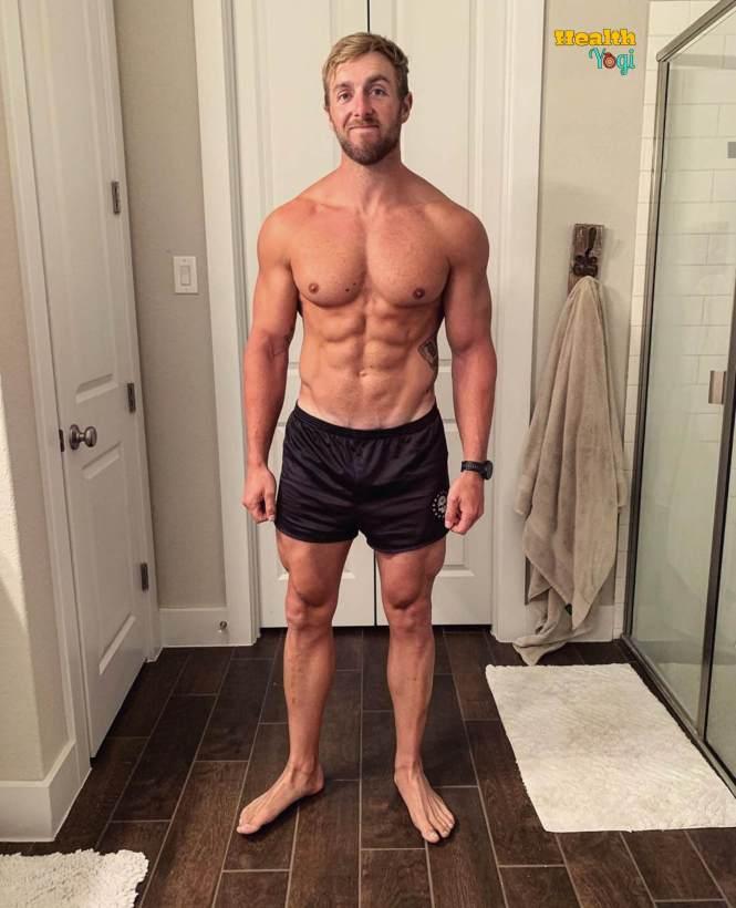Nick Bare ABS bodybuilding