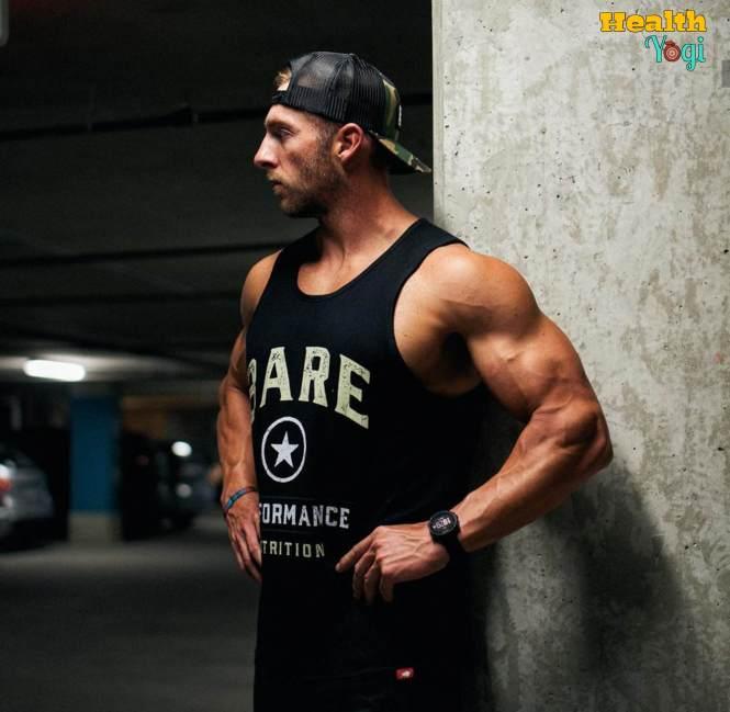 Nick Bare bodybuilding HD Photo