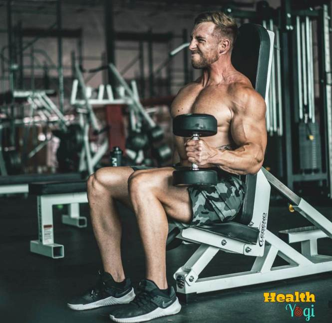 Nick Bare Workout Routine