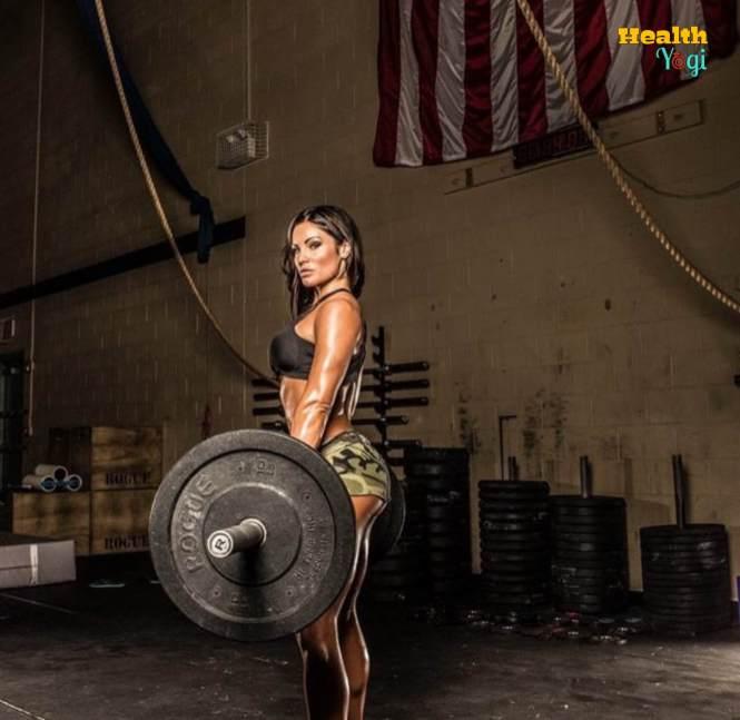 Tana Cogan Workout Routine