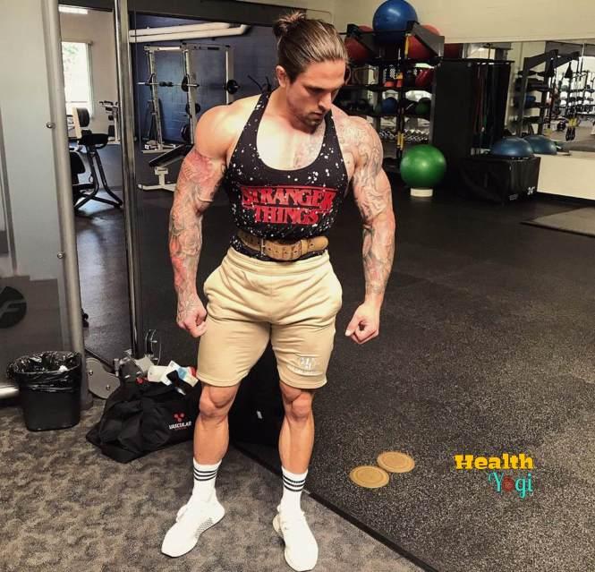 Ryan Stacks Exercise plan