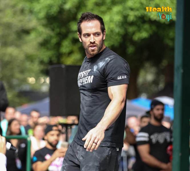 Rich Froning HD Photo