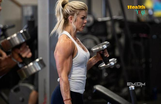 Brooke Ence Biceps