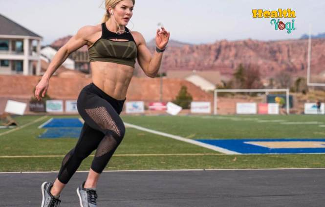 Brooke Ence running