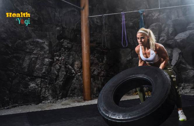 Sara Sigmundsdottir Workout Routine