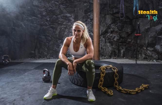 Sara Sigmundsdottir exercise