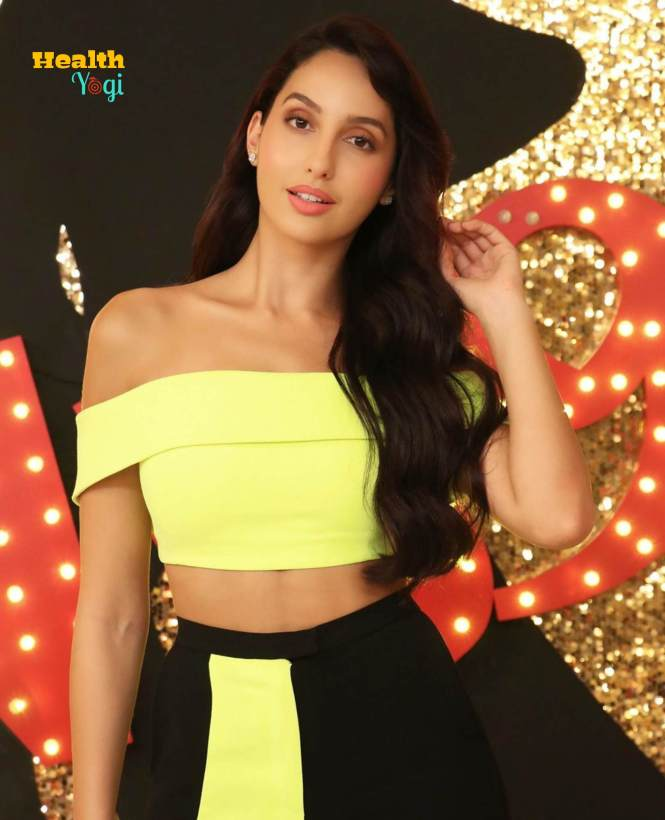 Nora Fatehi Diet Plan