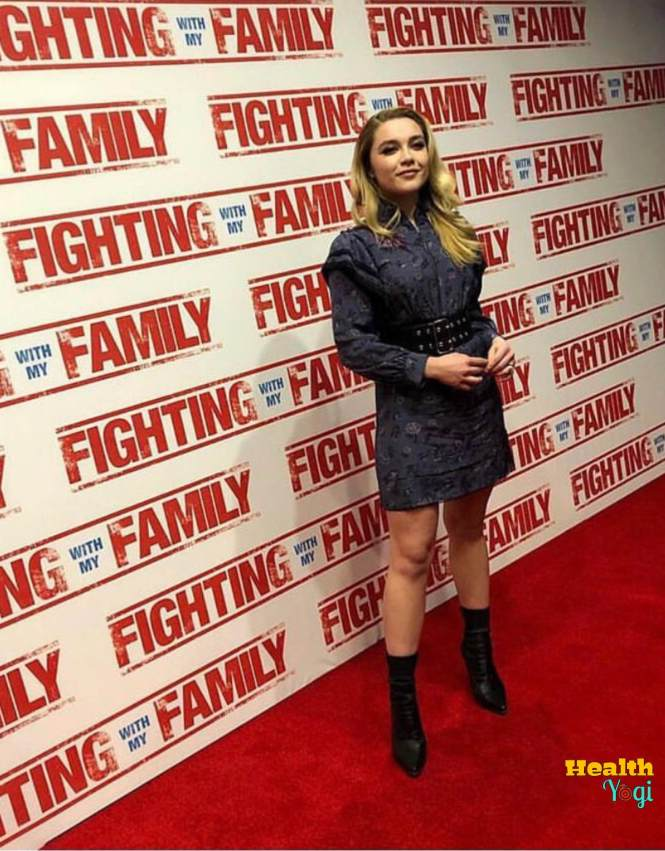 Florence Pugh Fitness