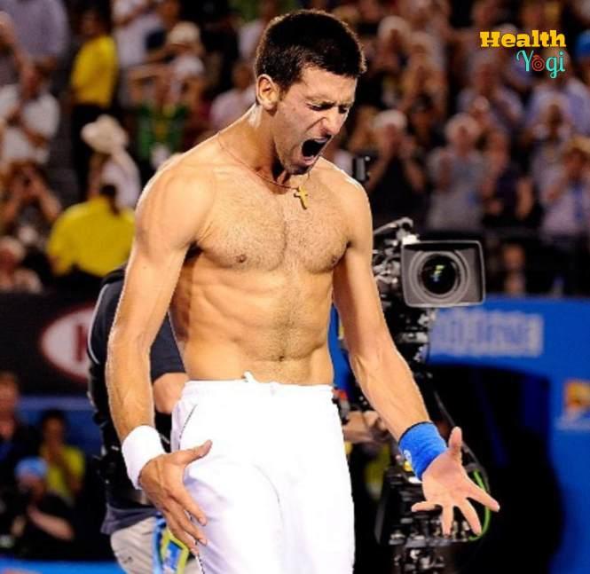 Novak Djokovic Fitness