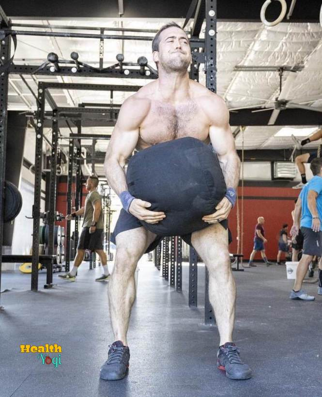 Ben Smith workout exercise